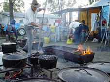 outback cooking events
